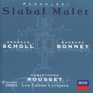 Image for 'Pergolesi: Stabat Mater; Salve Regina in F minor; Salve Regina in A minor'