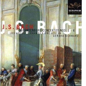 Image for 'Bradenburg Concertos Nos. 1-4'