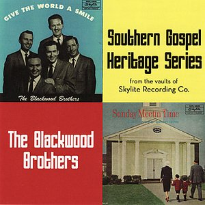 Image for 'Southern Gospel Heritage Series - Give The World A Smile / Sunday Meetin' Time'