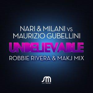 Image for 'Unbelievable (Robbie Rivera & Makj Remix)'