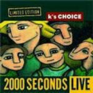 Image for '2000 Seconds Live'