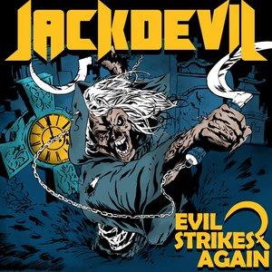 Image for 'Evil Strikes Again'