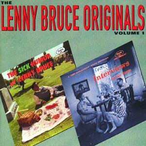 Image for 'The Lenny Bruce Originals, Volume 1'