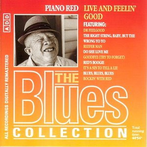 Image for 'The Blues Collection 68: Live and Feelin' Good'