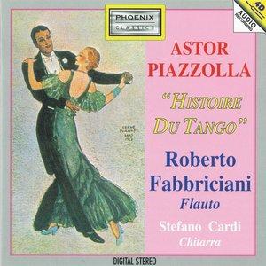 Image pour 'Astor Piazzolla: Histoire du tango'