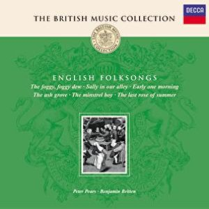Image pour 'Britten: Folksongs'