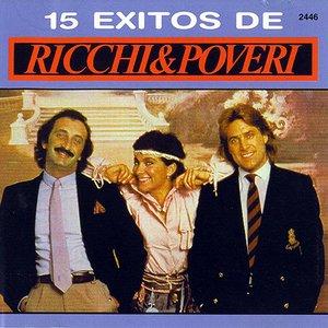 Imagem de 'Exclusive Ricchi E Poveri - 15 Exitos'