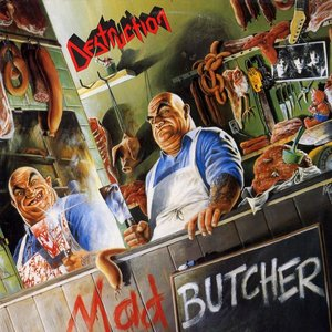 """Mad Butcher""的封面"