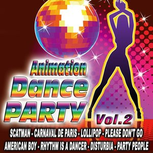 Image for 'Animation Dance Party Vol.2'