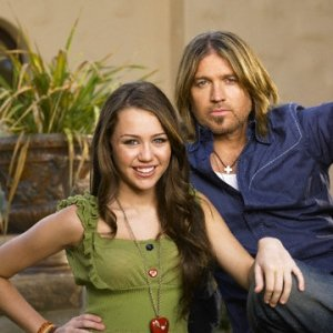 Image pour 'Miley Cyrus & Billy Ray Cyrus'