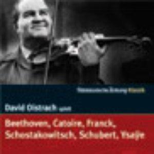 Image for 'Jahrhundert Geiger: 16 Violin-Virtuosen (set 01: David Oistrach)'