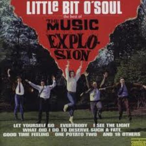 Image for 'Little Bit O'Soul'