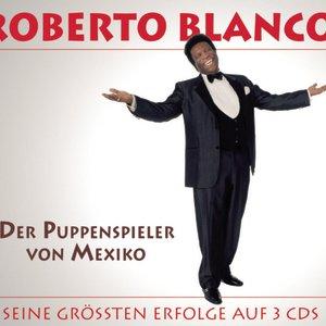 """""""Der Puppenspieler von Mexico / Das Beste von Roberto Blanco""""的封面"""