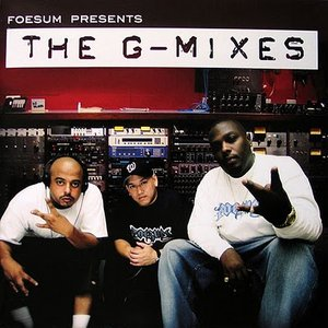 Image for 'The G-mixes'