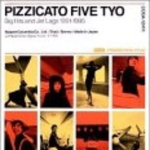 Image pour 'Pizzicato Five Tyo - Big Hits And Jet Lags 1991-1995'