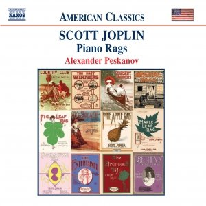 Image for 'Joplin: Piano Rags'