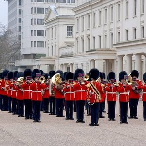 Image pour 'The Band of the Scots Guards'