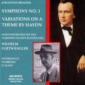 Bild för 'Johannes Brahms : Symphony No.1'