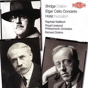 Immagine per 'Bridge: Oration / Elgar: Cello Concerto / Holst: Invocation'