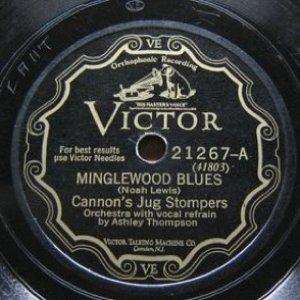 Image for 'Minglewood Blues / Madison Street Rag'