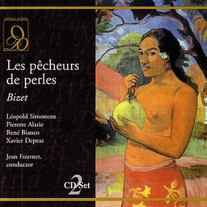 Image for 'Les pecheurs de perles (The Pearl Fishers)'