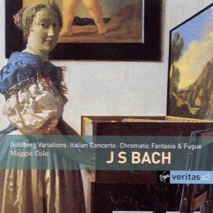 Image for 'Bach - Goldberg Variations etc'