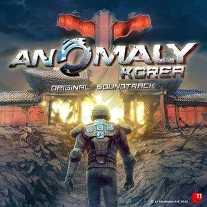 Image for 'Anomaly Korea Original Soundtrack'