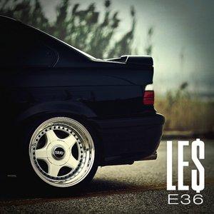"""""""E36""""的封面"""