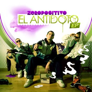 Image for 'El ANTIDOTO EP'