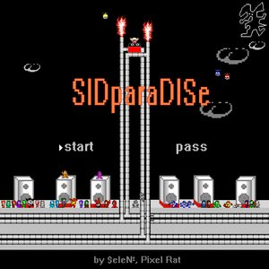 Image for 'Pixel Paradise'
