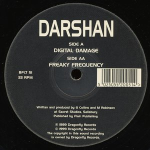 Image for 'Digital Damage / Freaky Frequency'