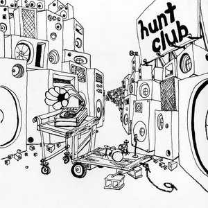 Image for 'Hunt Club - 2 tracks from LP'