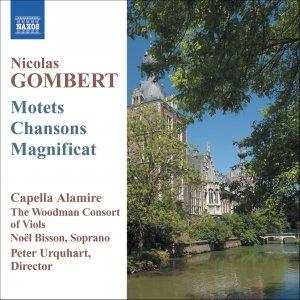 Bild för 'GOMBERT: Chansons and Motets'