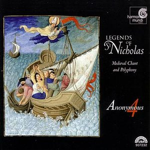 Imagen de 'Legends of St. Nicholas - Medieval Chant & Polyphony'