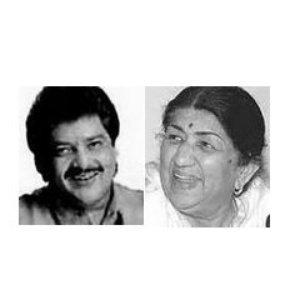Image for 'Lata Mangeshkar & Udit Narayan'