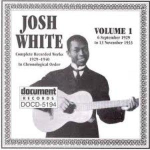 Josh White Jesus Gonna Make Up My Dying Bed