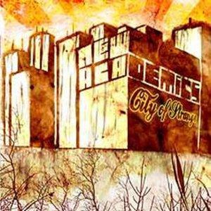 Image for 'City Of Strange'