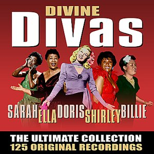 Image for 'Divine Divas - The Ultimate Collection - 125 Original Recordings'