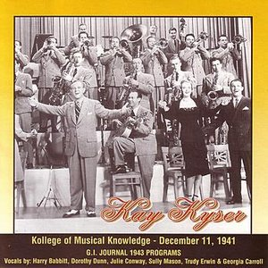 Image for 'Kollege Of Musical Knowledge - December 11, 1941'