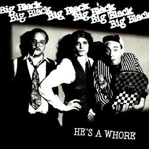 Image for 'He's a Whore / The Model'