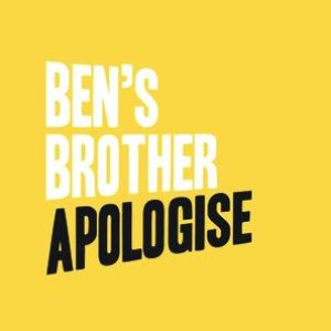 Image for 'Apologise'