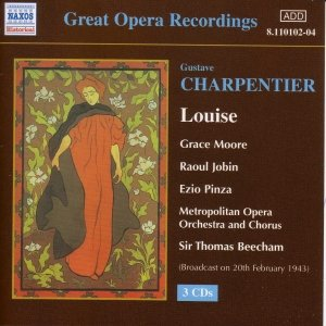 Image for 'CHARPENTIER: Louise (Moore, Pinza, Beecham) (1943)'