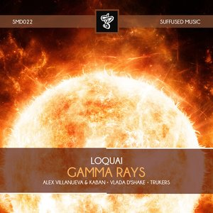 Image for 'Gamma Rays (Alex Villanueva & Kaban Remix)'
