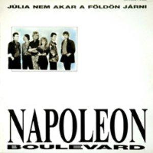 Image for 'Júlia Nem Akar A Földön Járni'