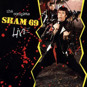 Image for 'The Complete Sham 69 Live'