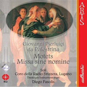 Image for 'Paccantem Me Quotidie (Palestrina)'