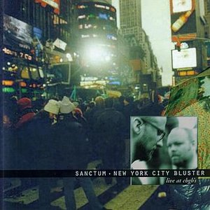 Image for 'New York City Bluster - Live At CBGB's'