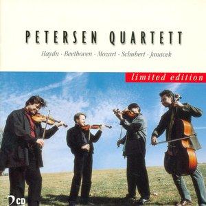 Image for 'String Quartet No. 16 in E flat major, K. 428: III. Menuetto: Allegro'