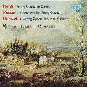 Image for 'Verdi, Puccini, Donizetti String Quartets'