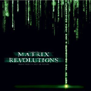 Image for 'The Matrix Revolutions: The Complete Score (disc 2)'